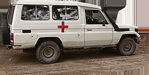 Ambulanza Congo