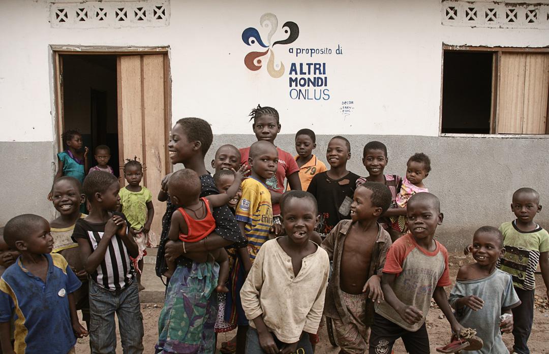 Sede APDAM in Congo