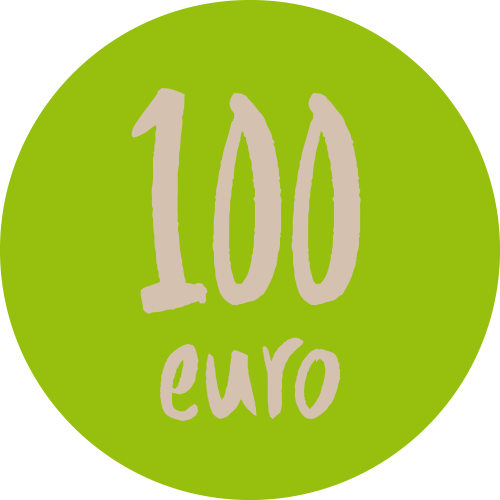 Donazione 100 euro