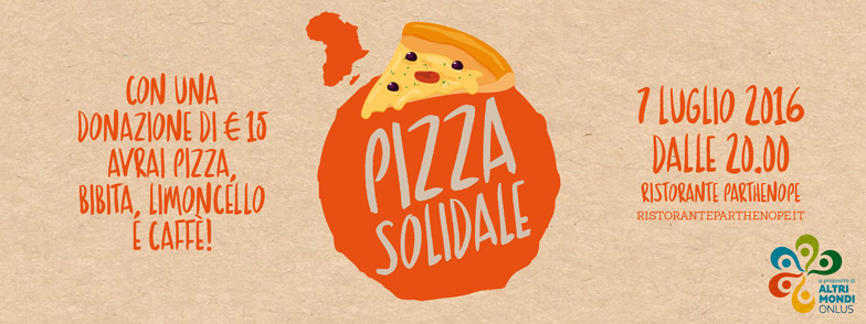 Pizza solidale