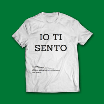 T-shirt solidale