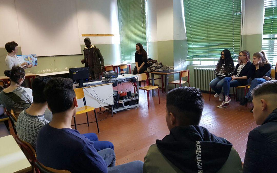 Progetto MEGA – Migrazioni, educazione globale e attivismo