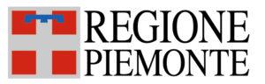 Logo della Regione Piemonte, ente finanziatore del progetto