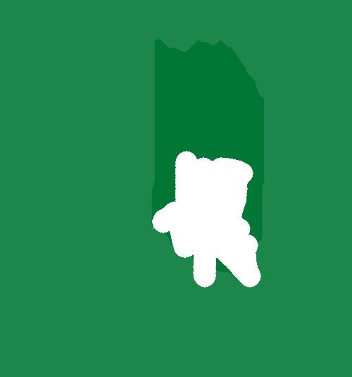 Mappa del Congo
