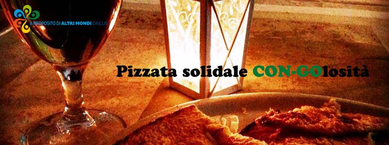 Pizzata solidale CON-GOlosità