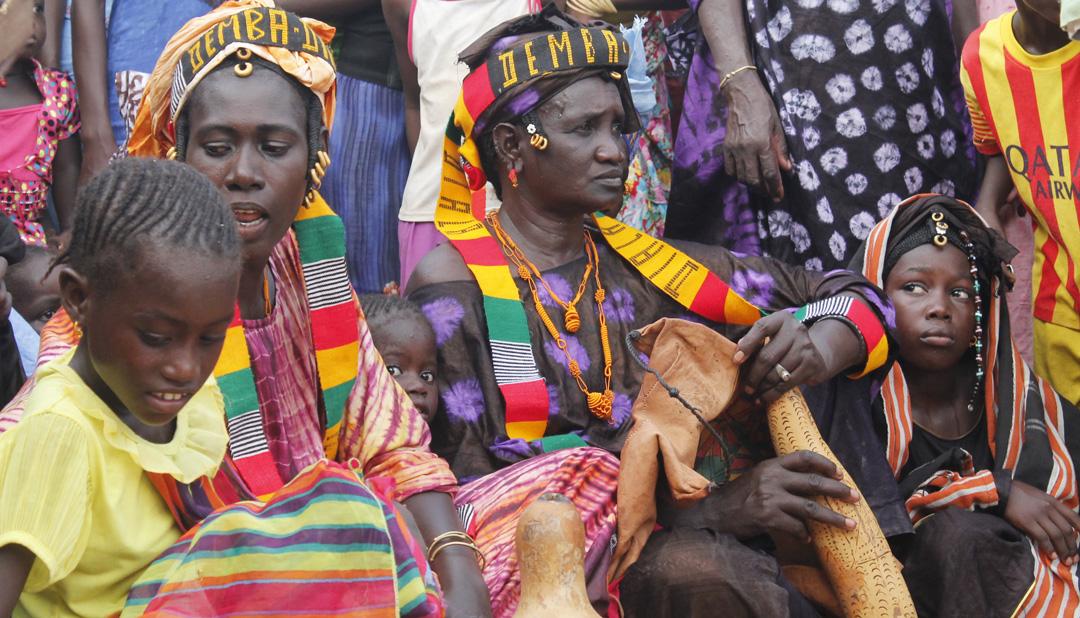 Apdam in Senegal