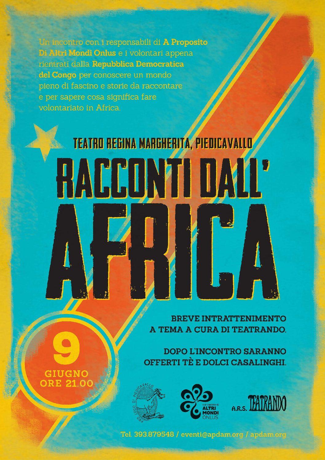 Racconti dall'Africa